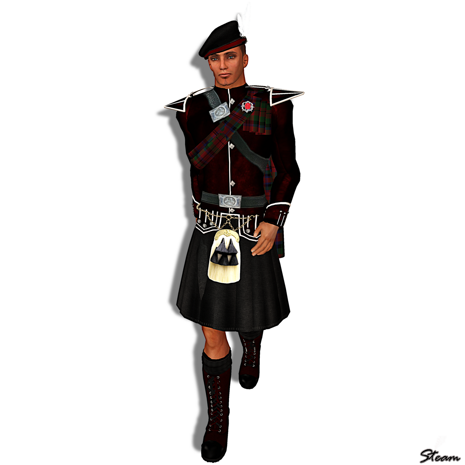 Steam 39 S Style A Journey In Male Sl Fashion What 39 S Under Your Kilt A K A Yet Another Look At