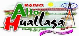 Radio Alto Huallaga 103.1 FM Tocache