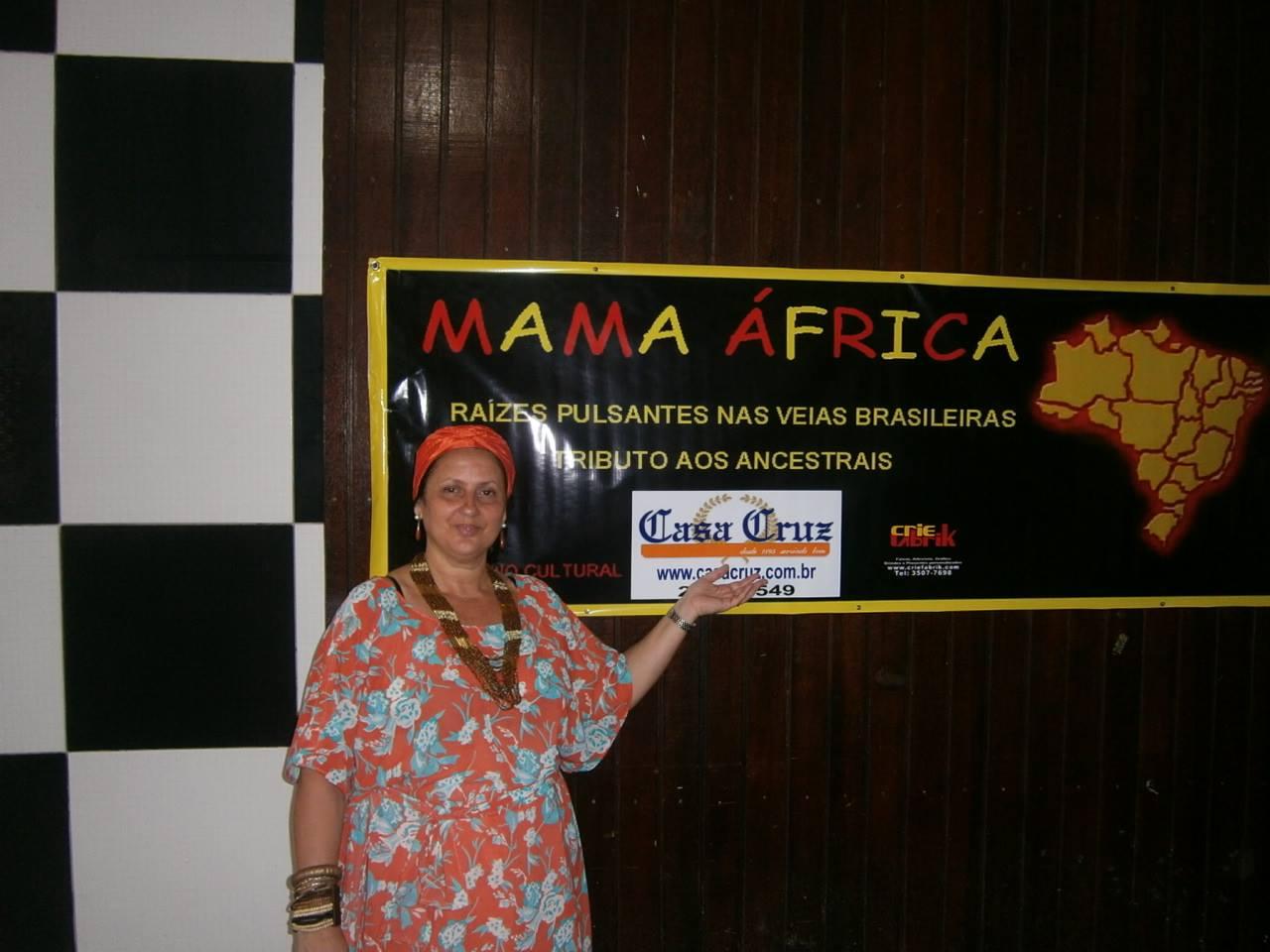 Evento Mama África - 2013