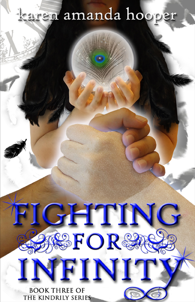 COVER REVEAL: Fighting For Infinity