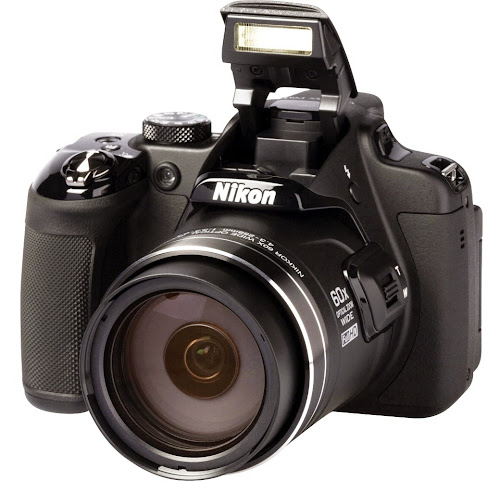Nikon Coolpix P600. Digitalizer