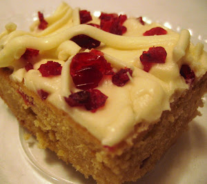 Perfect Cranberry Bars