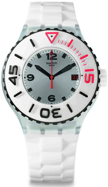 Swatch Scuba Libre BLANCA Price Rs 4580