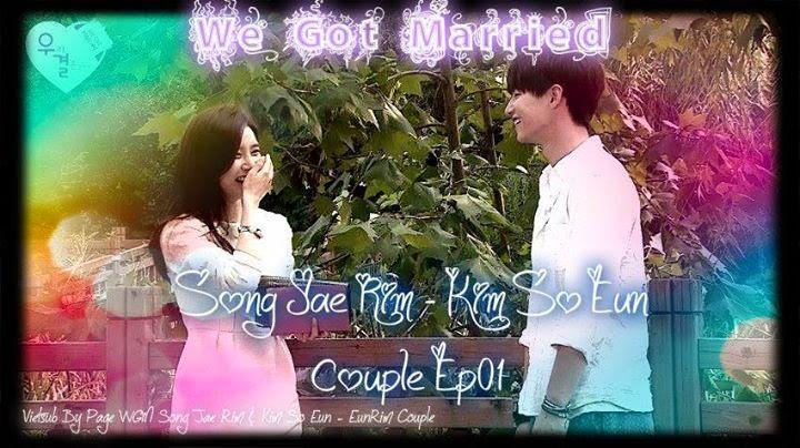 Cặp Đôi Mới Cưới: Song Jae Rim Và Kim So Eun