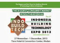 INDOBUILDTECH Expo Medan 2013