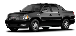 2013 Cadillac Escalade EXT black