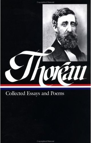essays by henry david thoreau Three complete books and four essays by henry david thoreau, annotated copies of walden and civil disobedience, links to other thoreau sites, and help for students on.