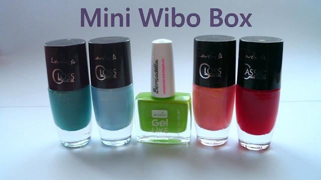 Mini Wibo Box - Rozdanie