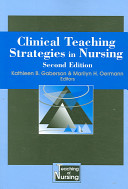 Nursing grand rounds as a clinical teaching strategy