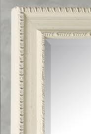 Casa dolce casa luce e specchio bagno shabby chic - Specchio con cornice in gesso ...