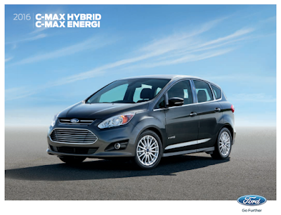 Downloadable 2016 Ford C-MAX Hybrid Brochure