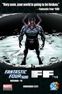 Fantastic Four N° 600 1318887715
