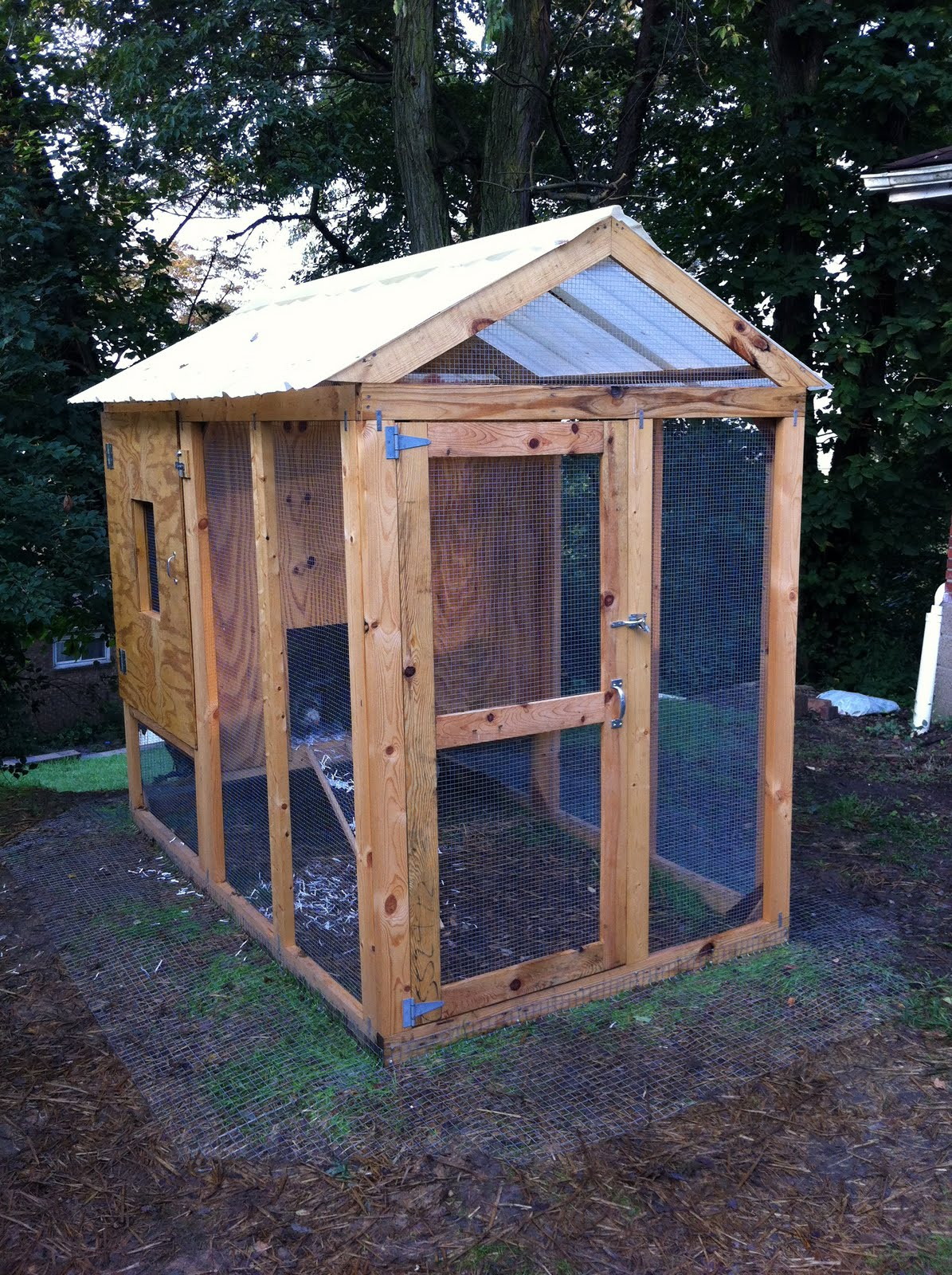A life in the day of free insulated chicken coop plans for Plans chicken coop