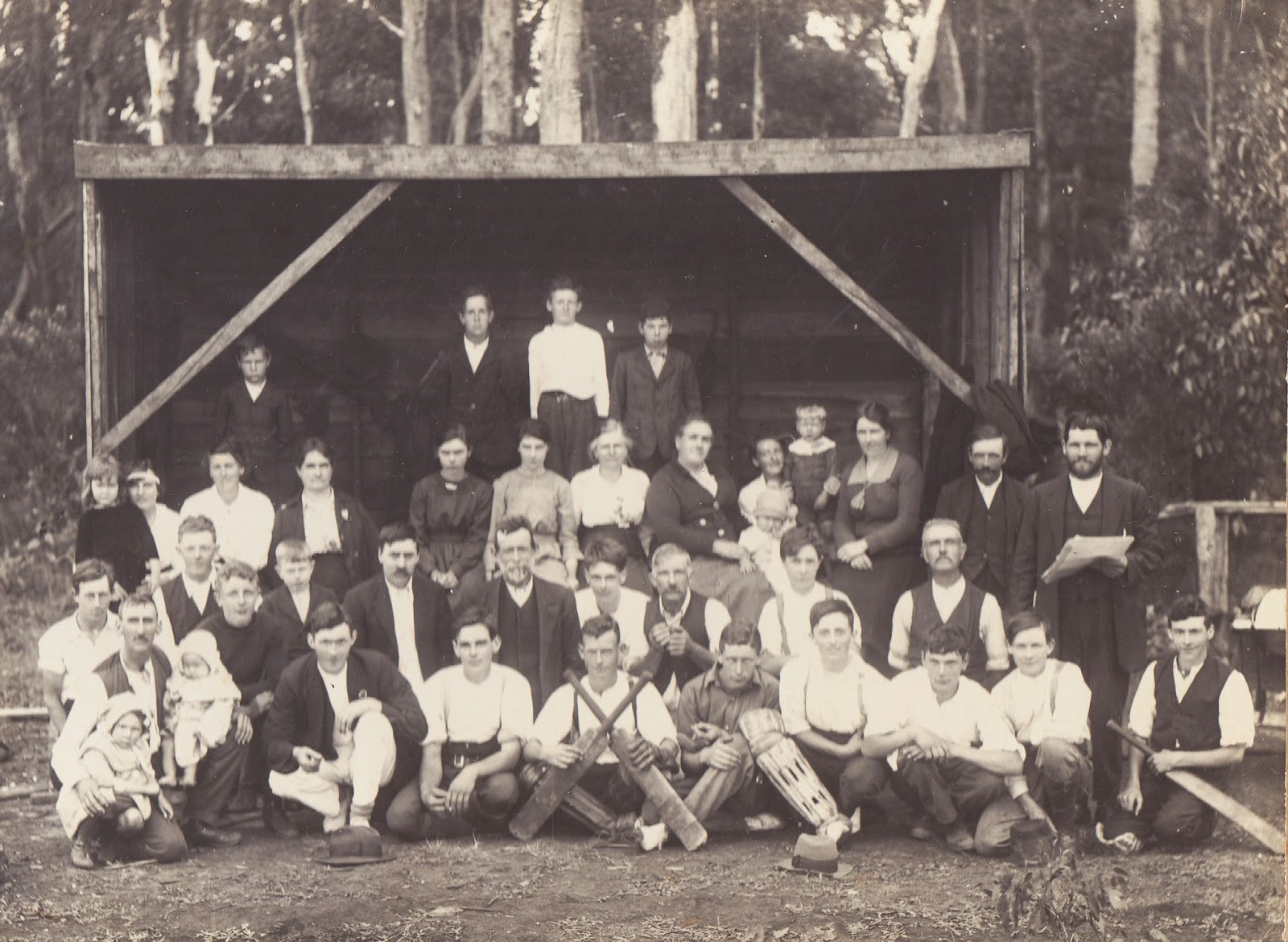 The Wandin Saga Pioneers Of The Wandins