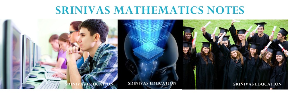 Srinivas Maths