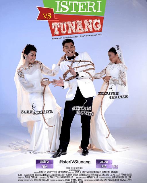 poster isteri vs tunang
