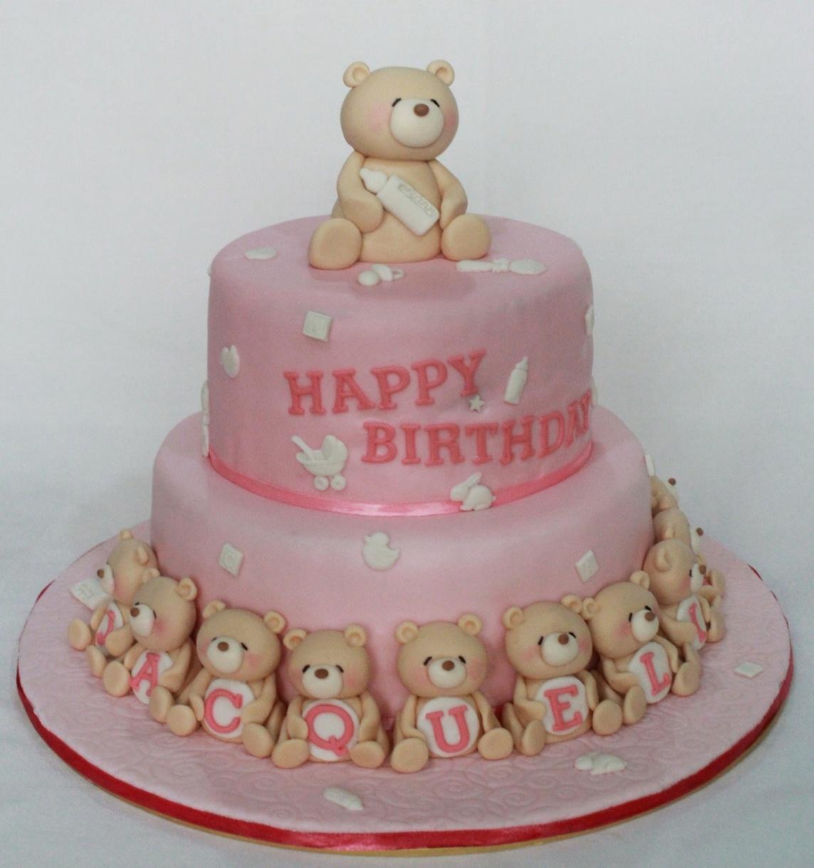 Bearylicious Cakes