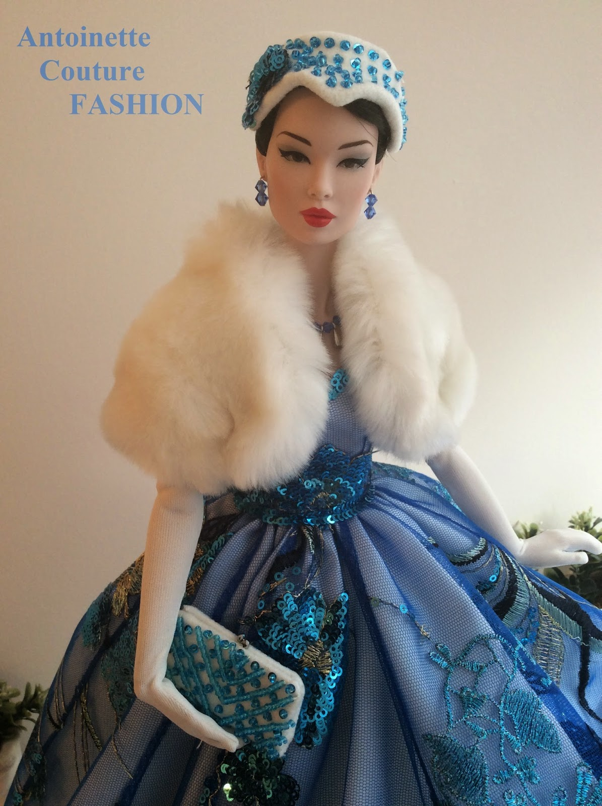 Hats & Accessories - Francesca Doll Couture