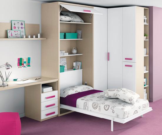 Ayuda para distribuir un dormitorio de dos camas decorar - Camas juveniles precios ...