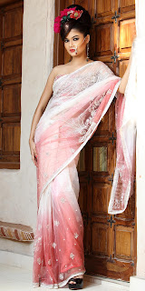 Indian Bridal Wedding Saree