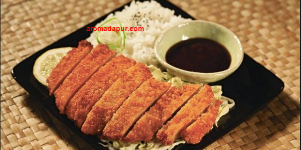chicken katsu curry, chicken katsu don, resep chicken katsu, katsu chicken aromadapurdotcom