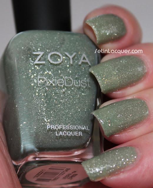 Zoya Pixie Dust Vespa