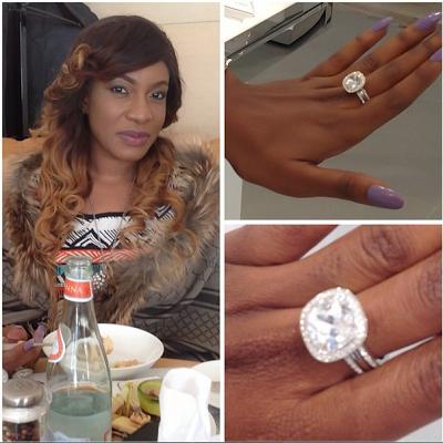 chika ike promise ring