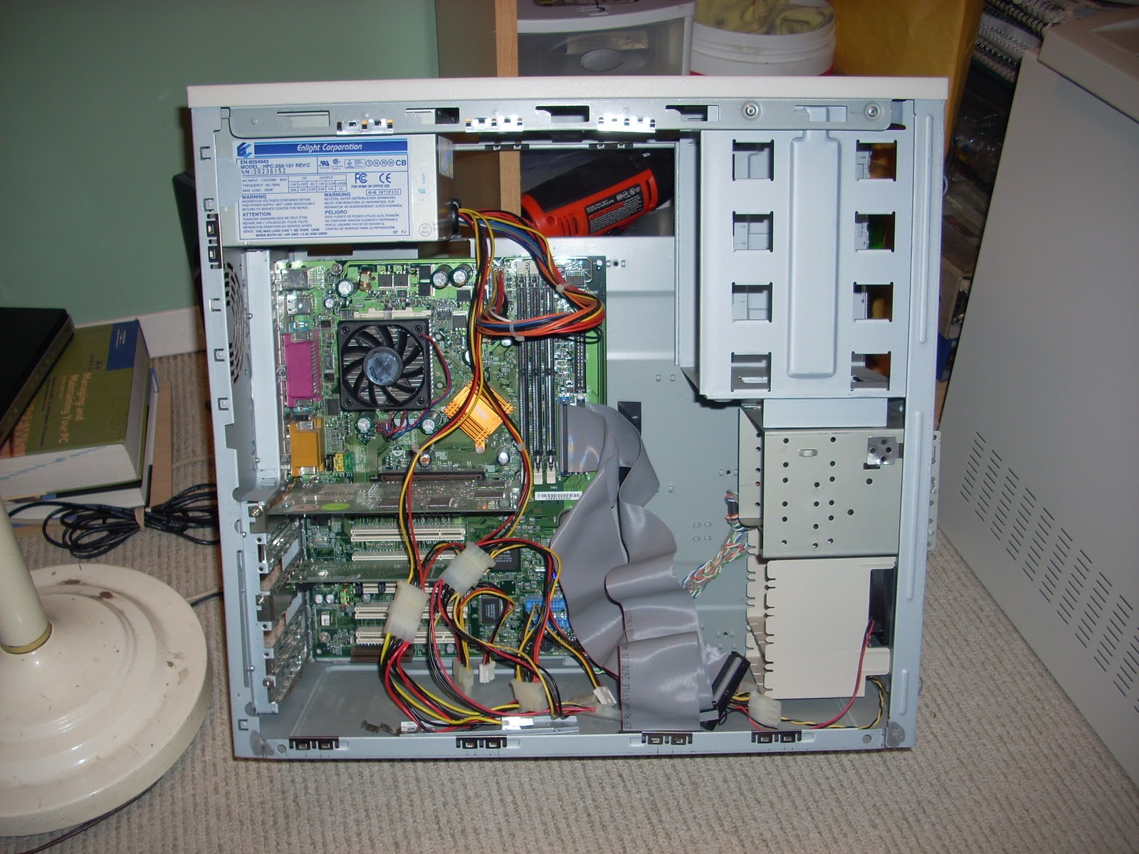 Pc Case Mod Work Logs February 2011