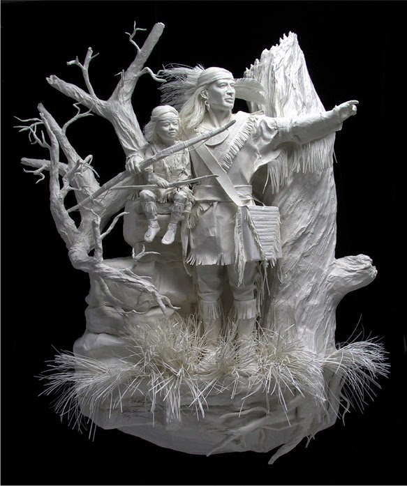 25-Allen-Patty-Eckman-Cast-Paper-Sculptures-Eckman-Method-www-designstack-co