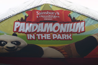 Pandamonium in the Park
