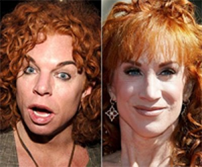 Kathy Griffin Before And After Weight Loss