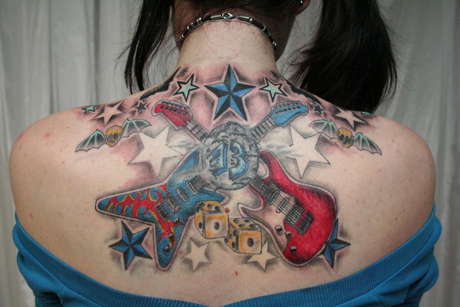 http://3.bp.blogspot.com/-W4tKrTY5IB4/UEd_Tr__NiI/AAAAAAAAAVI/XXMIoea8oC0/s1600/tattoos+for+girls-bodytribaltattoos.blogspot.com-New_School_Guitar_Stars_Tattoo_by_2Face_Tattoo.jpg
