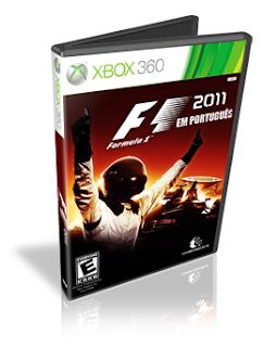 Download F1 2011 Em Português Xbox 360 NTSC 2011