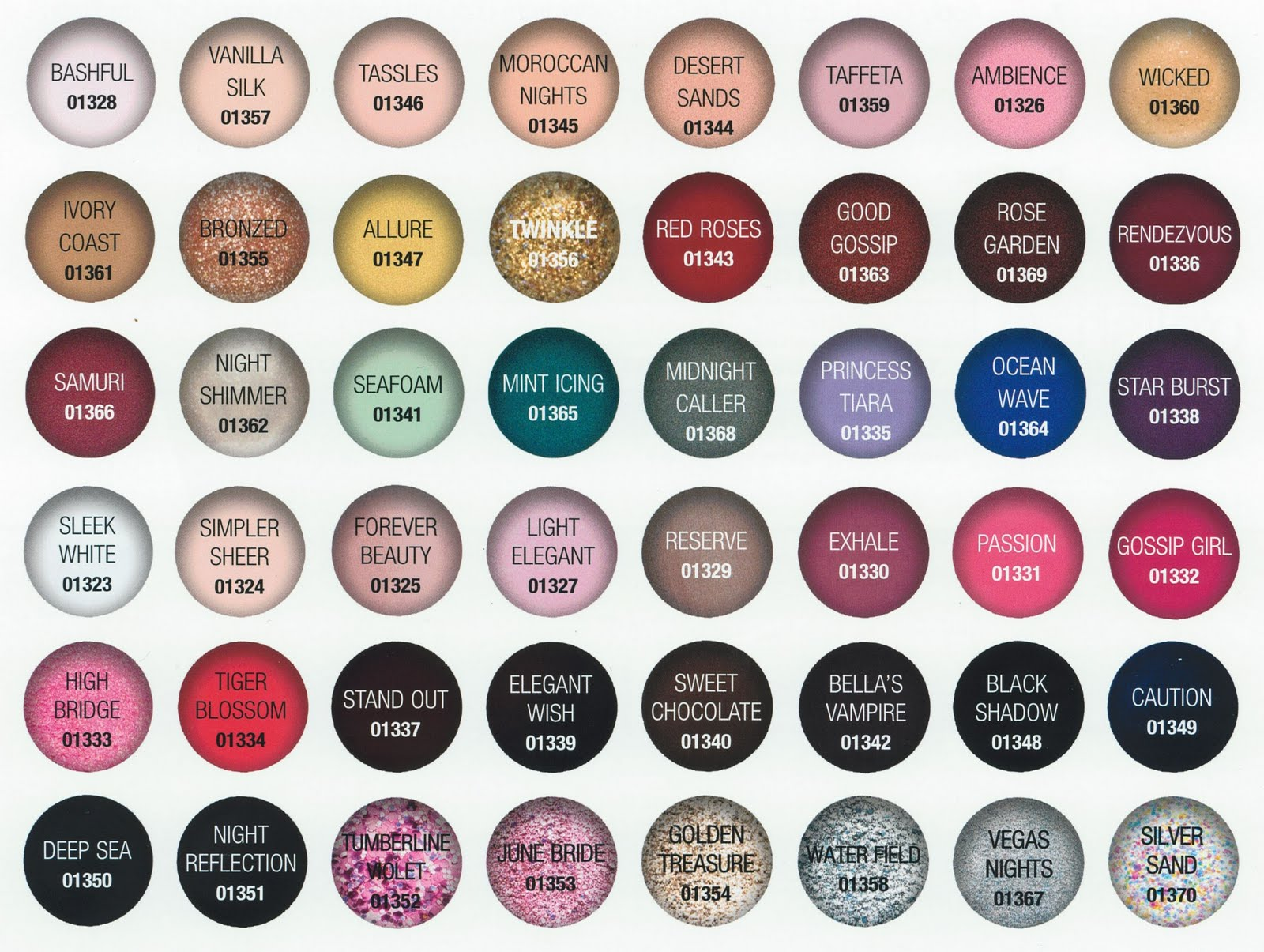Hair color chart sally beauty supplyown hair color dye sallys opi colour chart 2012 www proteckmachinery com nvjuhfo Choice Image