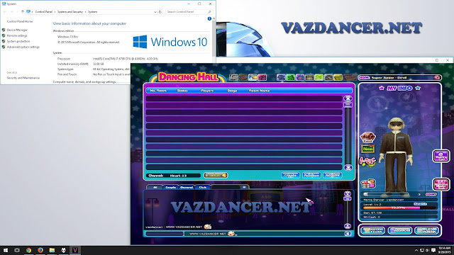 Ayodance di Windows 10