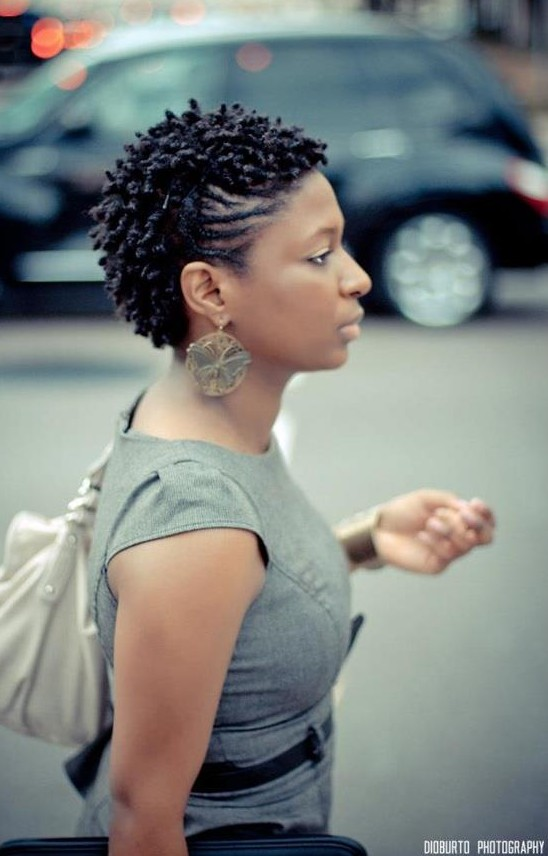 Cute and Easy Natural Hairstyles for African American Women 2015 ...