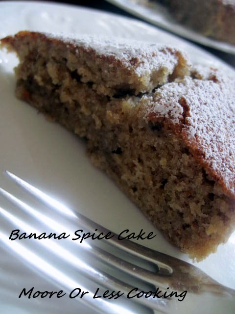 Kitchen Aid Banana Cake