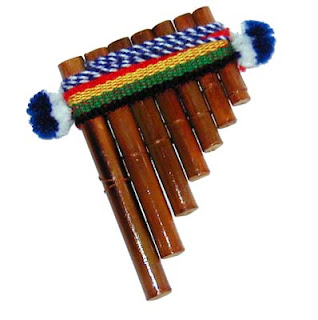 Musical Inistuments - Pan Pipes