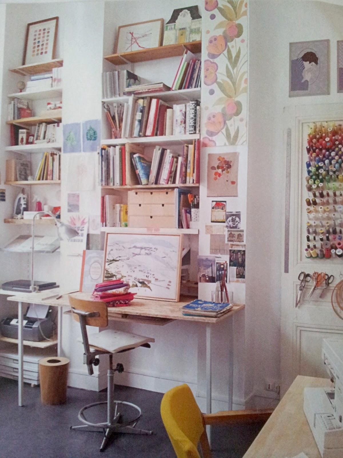 La petite fabrique de r ves mon entreprise la maison for Atelier du meuble rustique