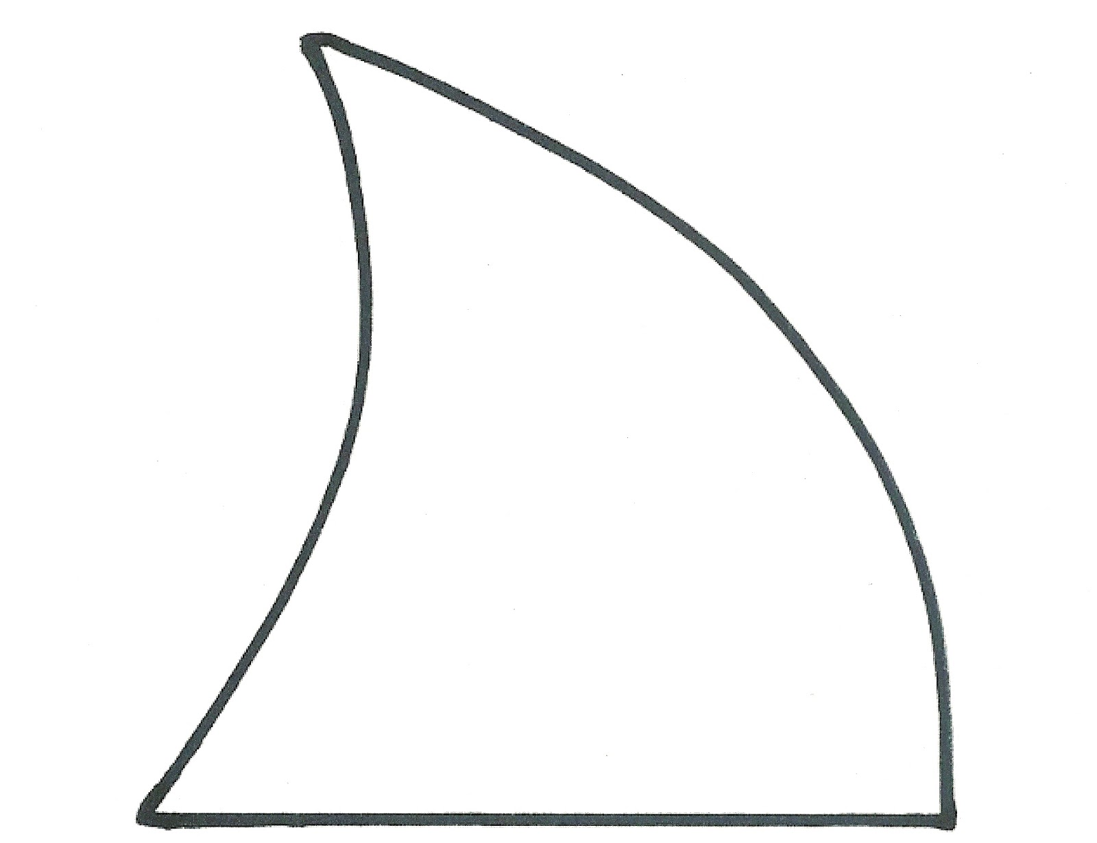 Shark Week Megalodon Sugar Cookie Design Sprinkle