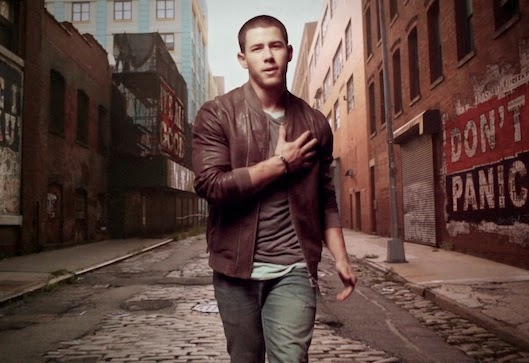 Chart rigger nick jonas grade a single quot jealous quot is coming for you