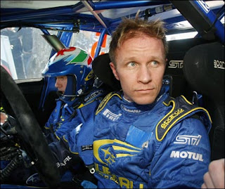 RALLY-Solberg deja las carreras
