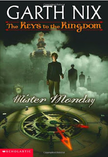 cover of Garth Nix's 'Mister Monday'