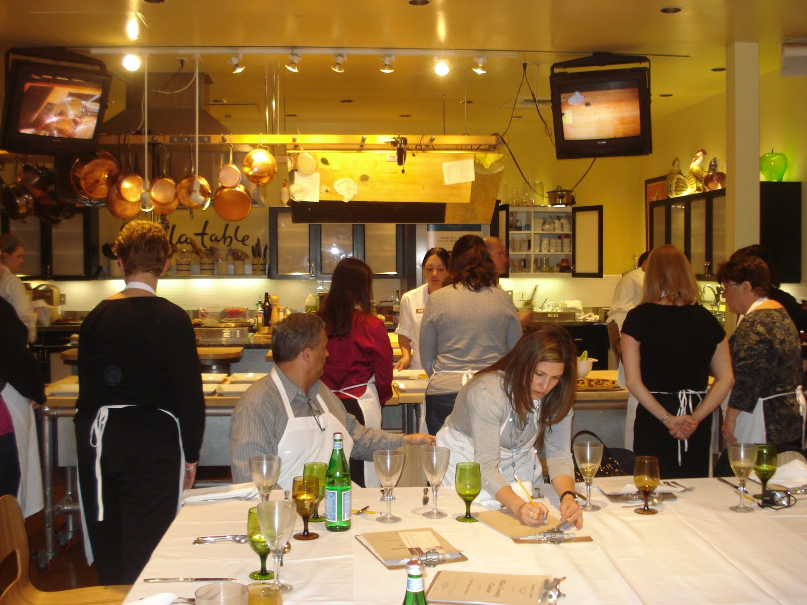 Viva Lost Angeles!: Mais Oui! Cooking classes at Sur La Table!