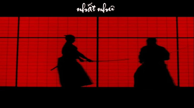 Một cảnh trong phim Samurai Fiction