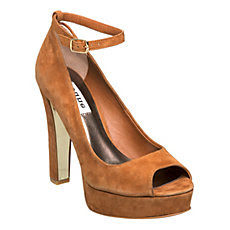 Dune, heels, tan, shoes, shopping, high street, westfield