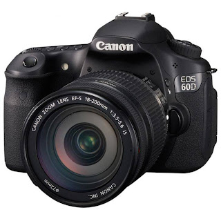Canon EOS 60DL Lensa Kit 18 MP