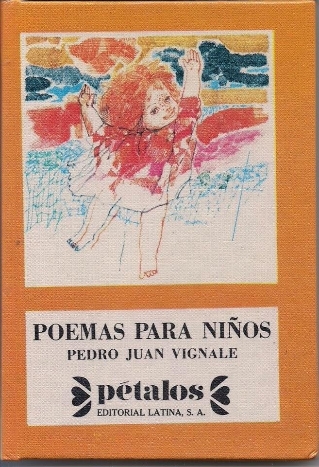 Colección Pétalos. Poemas para niños
