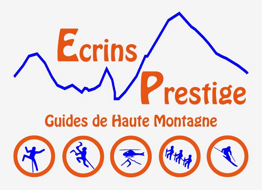 Ecrins Prestige : des guides pour vous !!!