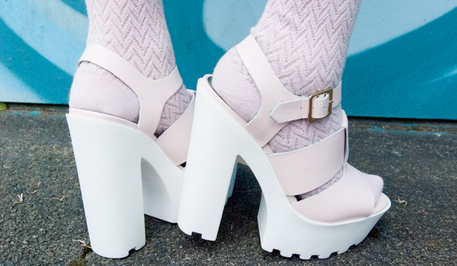 chunky sandals, platform sandals, river island shoes